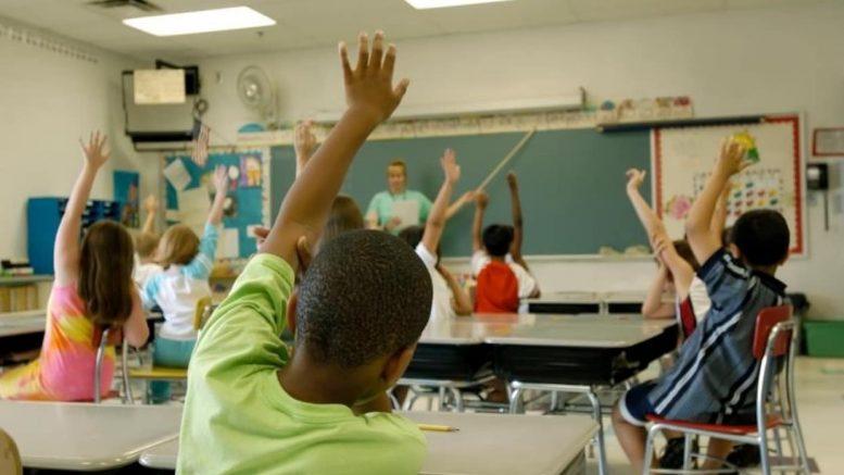 salle de classe primaire